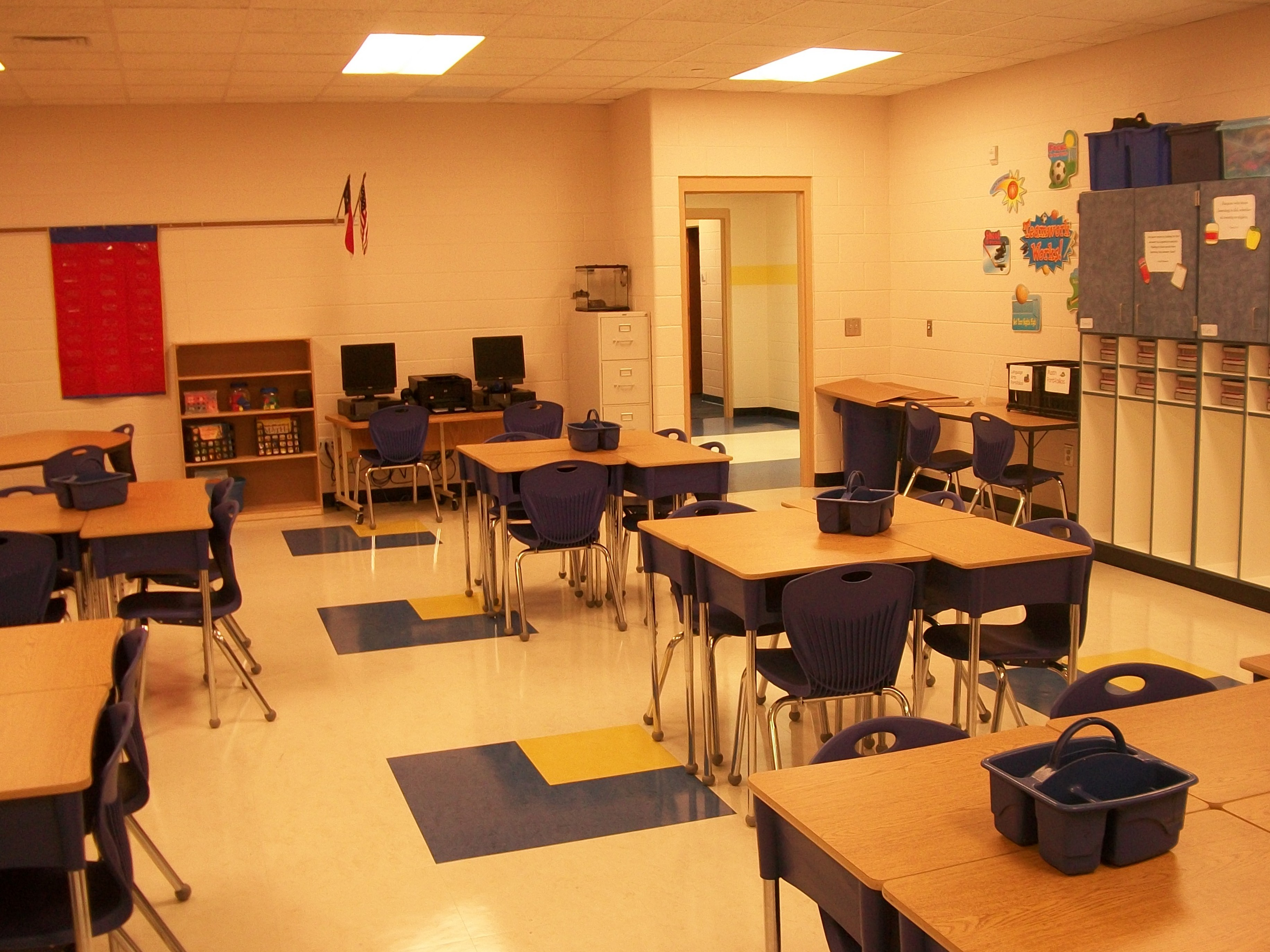 First Days of School – My Classroom | In the Trenches