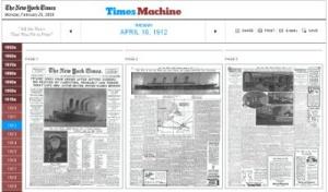 ny times times machine