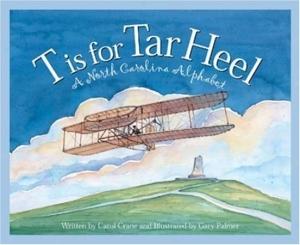 t-is-for-tar-heel